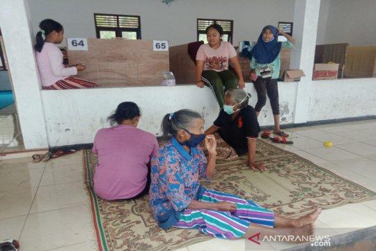 Sleman belum akan pulangkan pengungsi erupsi Merapi