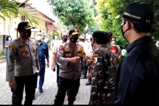Wakapolda Jatim: Terduga teroris masih proses penanganan