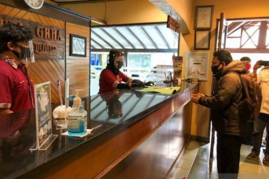 Hotel dan restoran Yogyakarta kembalikan sisa dana hibah pariwisata