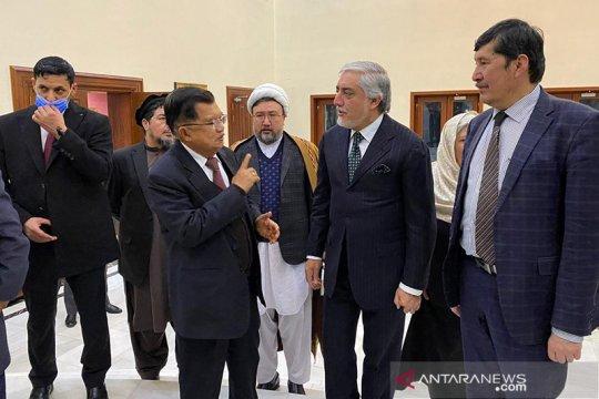 Afghanistan berharap Indonesia fasilitasi pertemuan ulama se-Asia