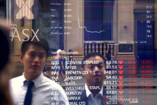 Indeks bursa Australia turun terseret saham pertambangan emas