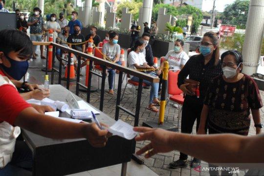 7.490 pasien positif COVID-19 di Sulut dinyatakan sembuh