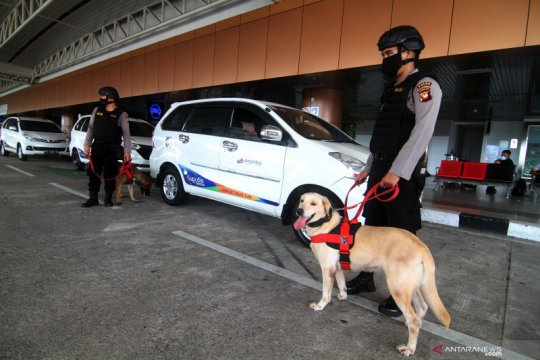 Satgas COVID-19 Kalbar perketat pintu masuk dari Bandara Supadio