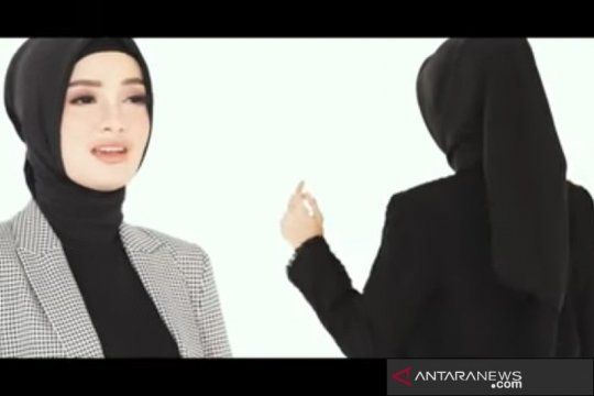 Nisa rampungkan video klip dengan Ahmad Dhani