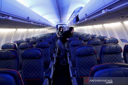 AS akan minta penumpang dari Inggris miliki hasil tes negatif COVID-19