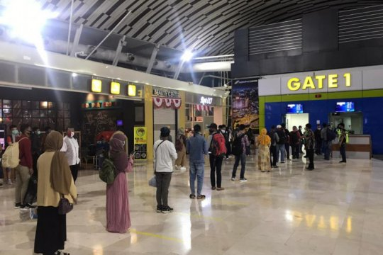 Penerbangan domestik di Bandara Makassar naik 3,97 persen