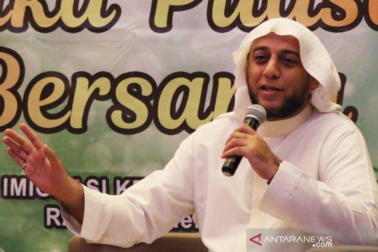 Ali Jaber meninggal, Mahfud: Indonesia kehilangan tokoh pemersatu umat