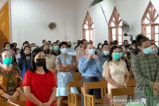 Ibadah Natal di Kepulauan Sangihe terapkan protokol kesehatan
