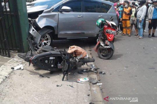 Polisi periksa 6 saksi kasus pemukulan dalam Kecelakaan Pasar Minggu