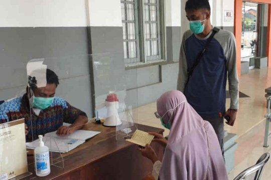 KAI Cirebon buka layanan tes cepat antigen di Stasiun Jatibarang