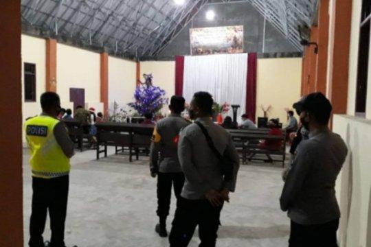 Polres Pasangkayu amankan 78 gereja