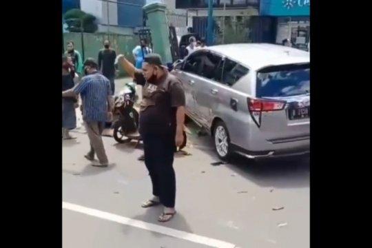 Satu tewas dalam kecelakaan lalu lintas di Pasar Minggu