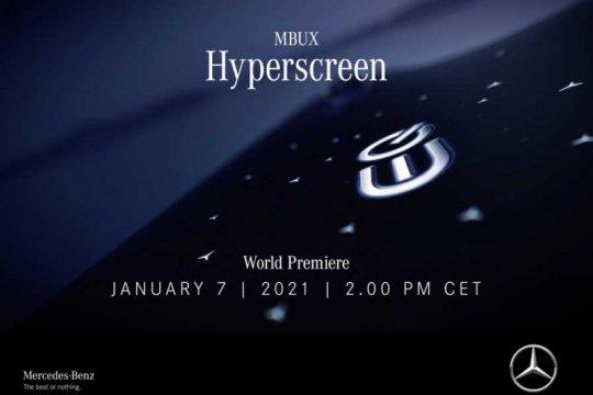 Head-up AI bakal jadi tren, Mercedes-Benz merilis Januari
