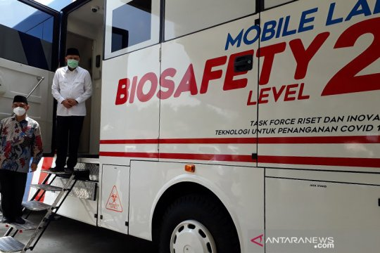 "BPPT operasionalkan ""Mobile Laboratory Biosafety Level 2"" di Jombang"