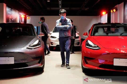 Korea Selatan selidiki kecelakaan Tesla Model X