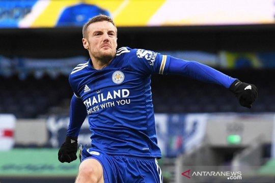 Vardy tak tergantikan, kata bos Leicester Brendan Rodgers