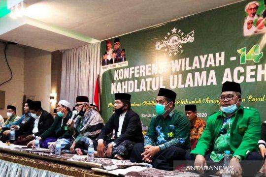 Ulama gelar doa bersama untuk korban gempa bumi dan tsunami Aceh