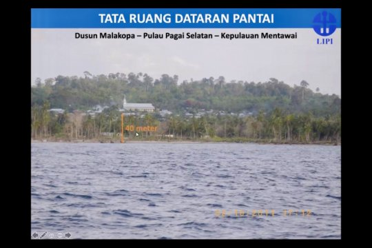 16 Tahun Tsunami Aceh, LIPI: Masyarakat harus mandiri mitigasi bencana