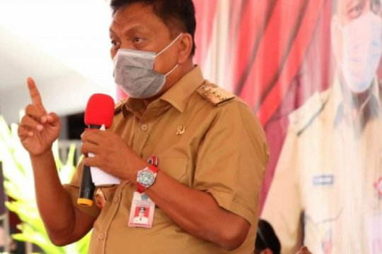 Pemprov Sulut masih tunggu juknis pemberian vaksin