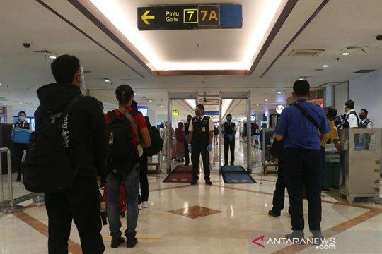 Lebih dari 150 ribu orang bepergian via Bandara Juanda dalam sepekan