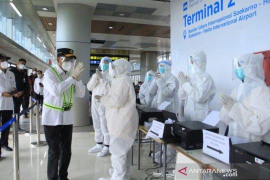 Menhub apresiasi pelaksanaan tes COVID di Bandara Soekarno-Hatta