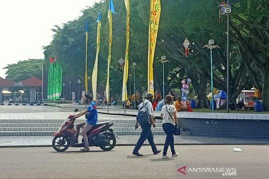 7.577 wisatawan kunjungi TMII
