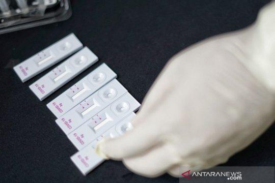 Tes cepat antigen, 4 warga di Leuwi Panjang Bandung reaktif COVID-19