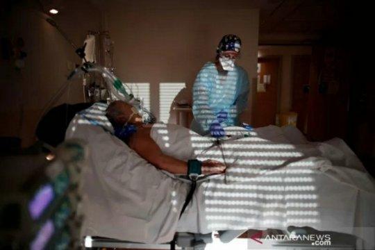 Sekitar 6 persen kasus COVID di Prancis varian Brazil/Afrika Selatan