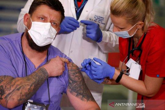Jerman pertengahan April terima pengiriman awal vaksin COVID J&J