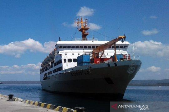 Kapal Pelni layani 151 ribu pelanggan selama libur Natal 2020