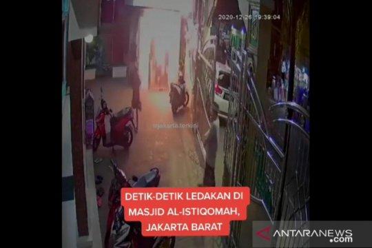Kronologi penangkapan pelempar molotov Masjid Al-Istiqomah Cengkareng