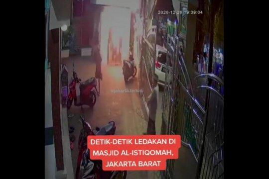 Pelempar bom molotov di masjid dirujuk ke psikiater
