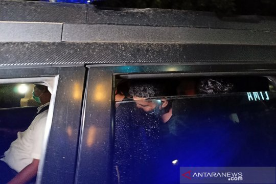 Sabu di Petamburan hingga pelaporan Sekum FPI, sepekan kriminal