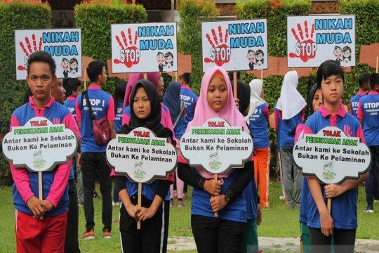 Pernikahan dini di Tanjungpinang perlu perhatian serius