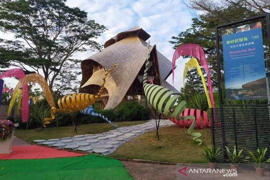 Paviliun Indonesia resmi dibuka di Taman Burung Nansha Guangzhou