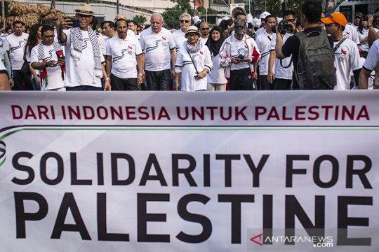 Menlu kembali tegaskan RI tak berniat buka hubungan dengan Israel