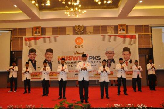Mahyeldi pimpin Partai Keadilan  Sejahtera  Sumatera Barat