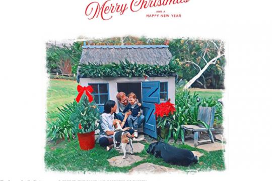 Pangeran Harry, Meghan Markle, dan Archie rayakan Natal di AS