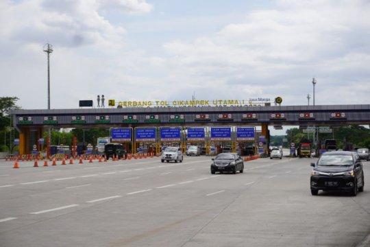 Hari pertama arus balik libur Natal, 125.217 kendaraan menuju Jakarta