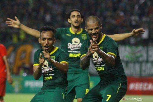 Tiga pemain asing tinggalkan Persebaya Surabaya