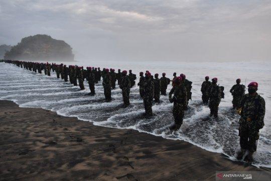 Panglima TNI mutasi 75 Pati, posisi Wakasad dan Kasum TNI masih kosong