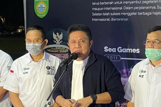 Gubernur Sumsel pastikan venue Piala Dunia U-20 tetap dirawat