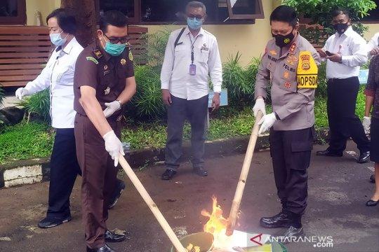 Polda Bali jaga ketat daerah wisata cegah peredaran narkoba