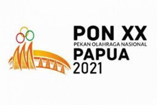 Empat venue temporer PON Papua dibangun Januari 2021