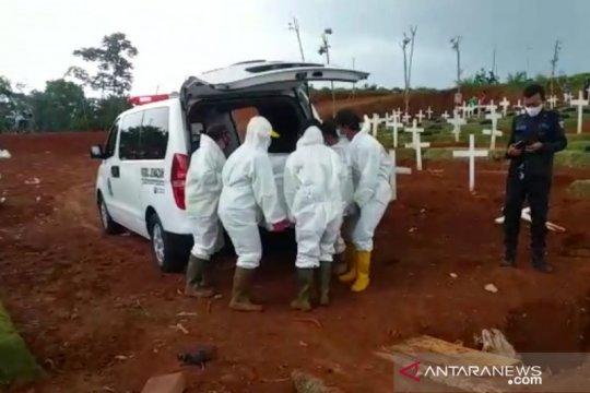 DKI izinkan jenazah COVID-19 dimakamkan di luar TPU khusus