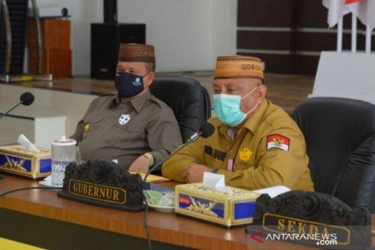 Pimpinan Daerah Gorontalo sepakat melarang perayaan Tahun Baru 2021