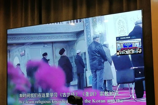 Di balik agresivitas Xinjiang soal tuduhan pelanggaran HAM