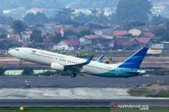 Kemarin, Garuda terbitkan obligasi hingga IHSG terangkat stimulus AS