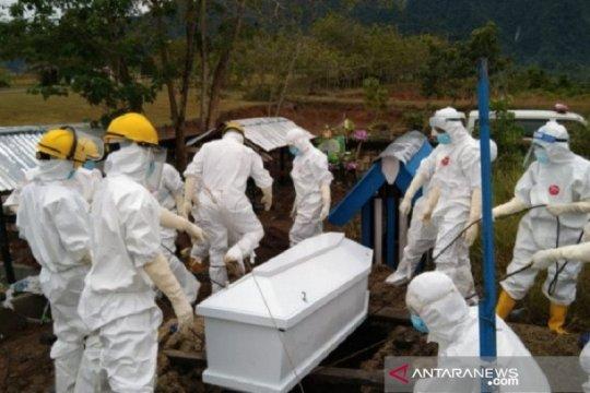 Dua pasien COVID-19 Metro meninggal dunia