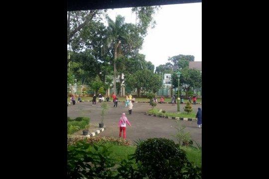 23 pasien OTG Graha Ragunan diperbolehkan pulang